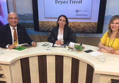 TV Programı: Beyaz Tuval || Hasip Pektaş