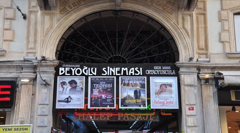 Beyoğlu'nun sineması olmalı